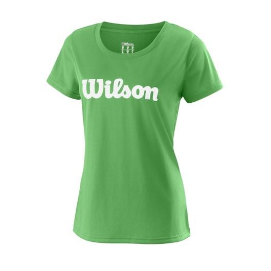 Wilson UWII Script Tech Short-Sleeve Kadın Tişört