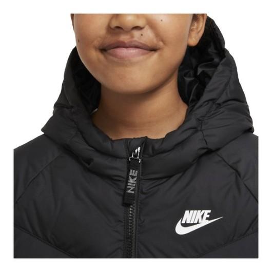 Nike Sportswear Synthetic-Fill Full-Zip Hoodie Çocuk Mont