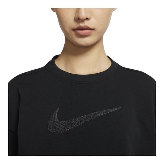 Nike Dri-Fit Get Fit Swoosh Training Kadın Sweatshirt