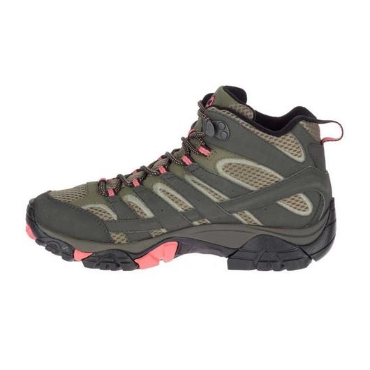 Merrell Moab 2 Mid Gore-Tex Hiking Kadın Bot