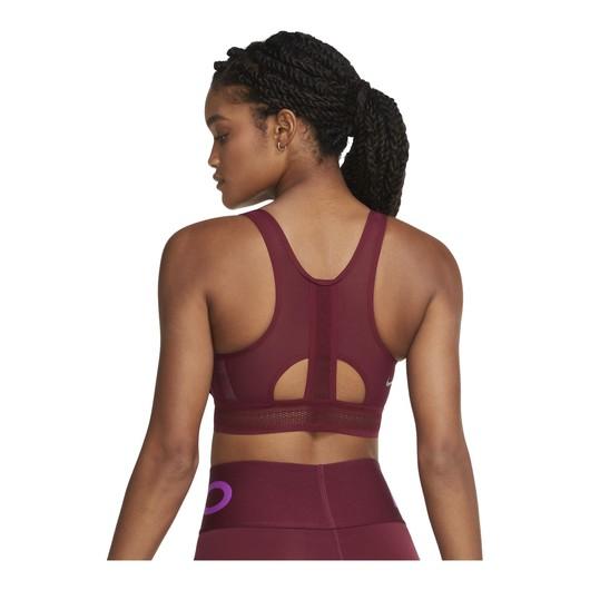 Nike Swoosh Ultra Breathe Medium-Support Sports Kadın Büstiyer