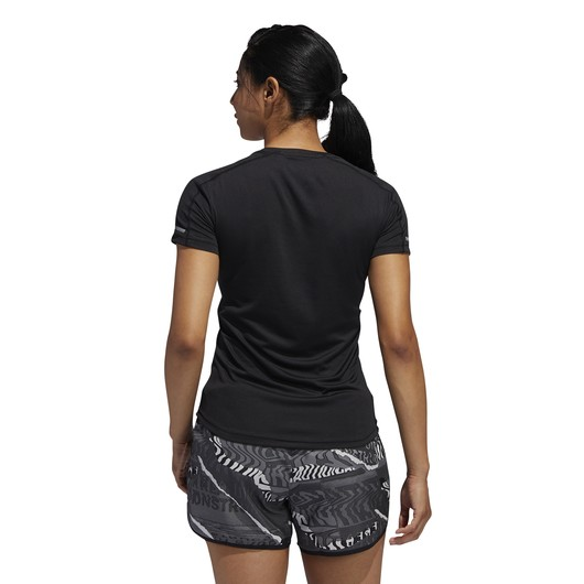 adidas Run It Short-Sleeve Kadın Tişört