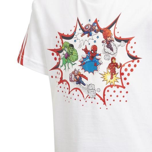 adidas Superhero Adventures Short-Sleeve (Boys') Çocuk Tişört