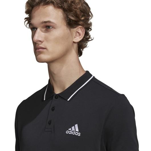 adidas AEROREADY Essentials Piqué Small Logo Polo Erkek Tişört