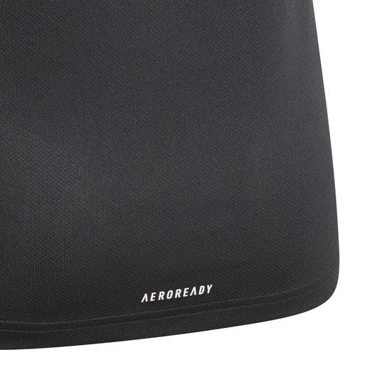 adidas Playera Designed 2 Move 3-Stripes Short-Sleeve (Girls') Çocuk Tişört