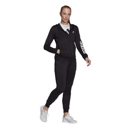 adidas Essentials Logo French Terry Tracksuit Kadın Eşofman Takımı