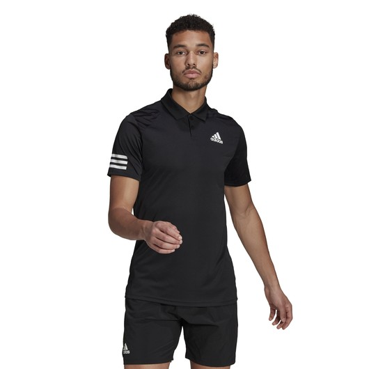adidas Tennis Club 3-Stripes Polo Erkek Tişört