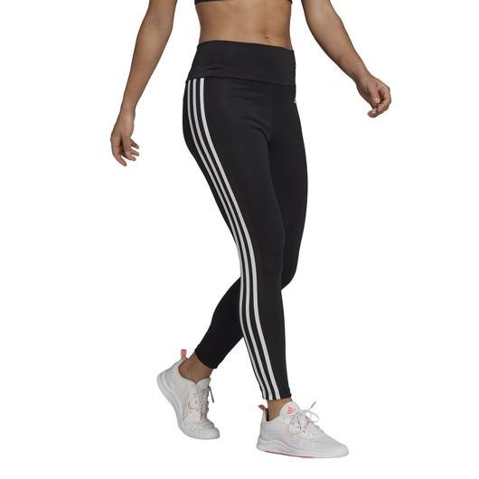 adidas Designed 2 Move High-Rise 3-Stripes 7/8 Kadın Tayt