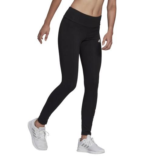 adidas LOUNGEWEAR Essentials High-Waisted Logo Kadın Tayt