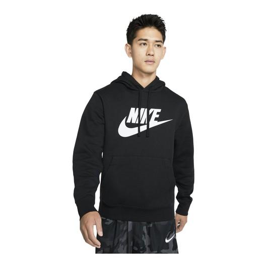 Nike Sportswear Club Fleece Graphic Pullover Hoodie Erkek Sweatshirt