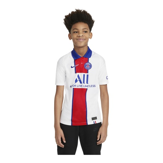 Nike Paris Saint-Germain 2020-2021 Stadyum Deplasman Çocuk Forma