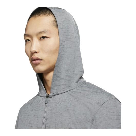 Nike Yoga Dri-Fit Full-Zip Hoodie Erkek Sweatshirt