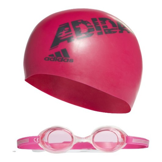 adidas Package Çocuk Bone Yüzücü Gözlüğü Takım