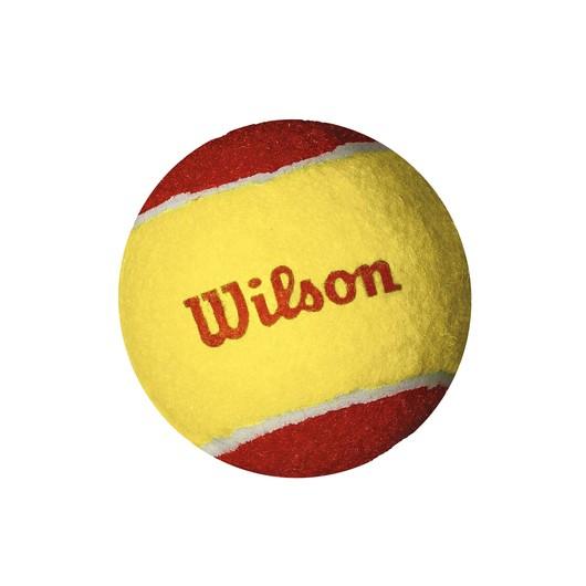 Wilson (WTR137100) Starter Easy Beginner Soft Tenis Topu