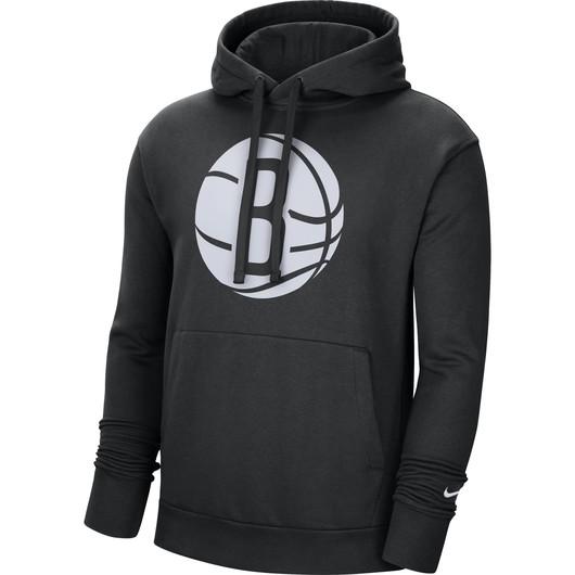 Nike Brooklyn Nets Essential NBA Hoodie Erkek Sweatshirt