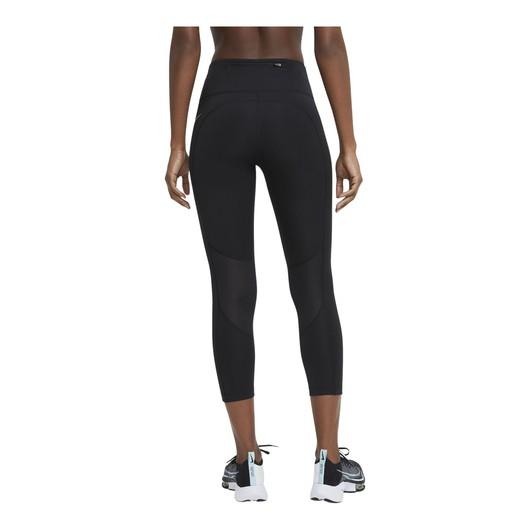 Nike Fast Cropped Running Leggings Kadın Tayt