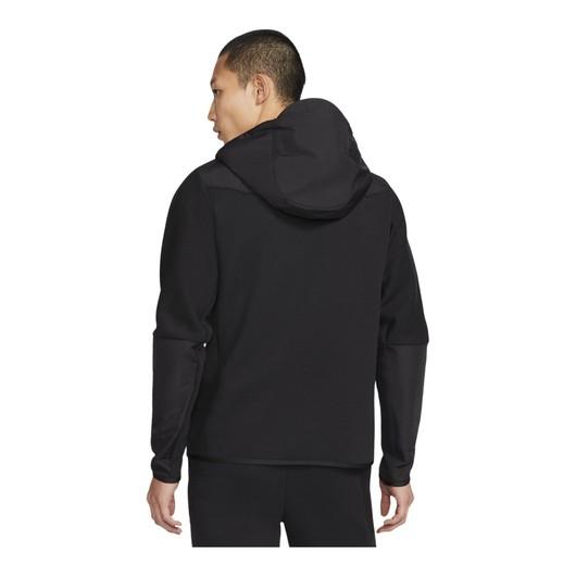 Nike Sportswear Tech Fleece Full-Zip Woven Hoodie Erkek Sweatshirt