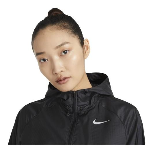 Nike Essential Run Division Running Full-Zip Hoodie Kadın Ceket