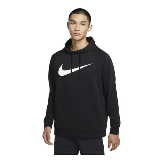 Nike Dri-Fit Pullover Training Hoodie Erkek Sweatshirt