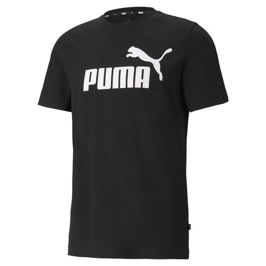Puma Essentials Logo Short-Sleeve Erkek Tişört