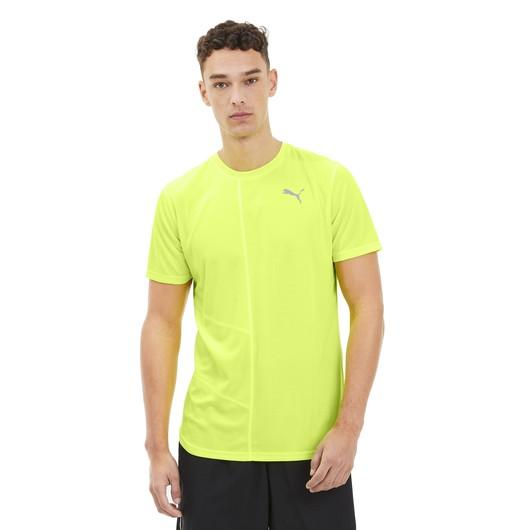 Puma IGNITE Running Short-Sleeve Erkek Tişört