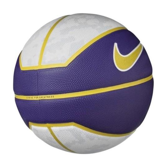 Nike LeBron Playground 4 P No.7 Basketbol Topu