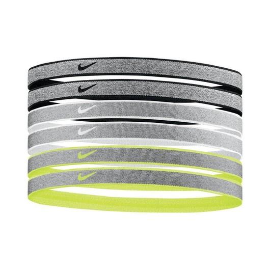 Nike Heathered 6 Pack Unisex Saç Bandı