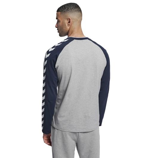 Hummel Mark Long-Sleeve Erkek Tişört