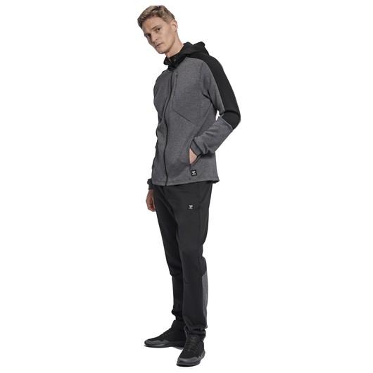 Hummel Tropper Full-Zip Hoodie Erkek Sweatshirt