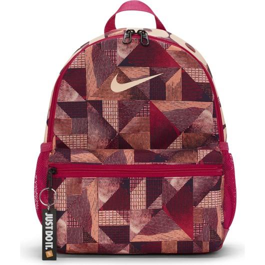 Nike Brasilia JDI Mini AOP Backpack Çocuk Sırt Çantası