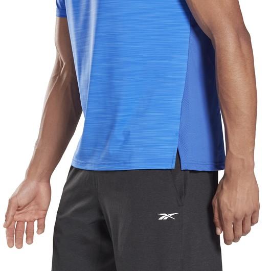 Reebok TS Activchill Move Q2 Short-Sleeve Erkek Tişört