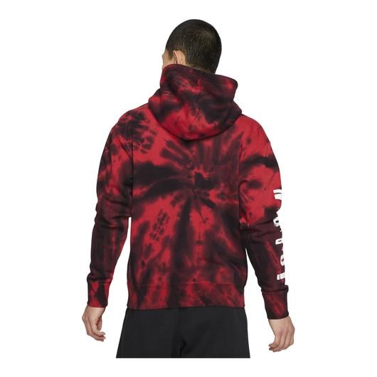 Nike Jordan Legacy AJ6 Graphic Fleece Pullover Hoodie Erkek Sweatshirt