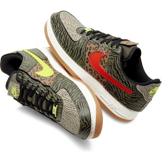 Nike Air Force 1/1 Animal Print Erkek Spor Ayakkabı