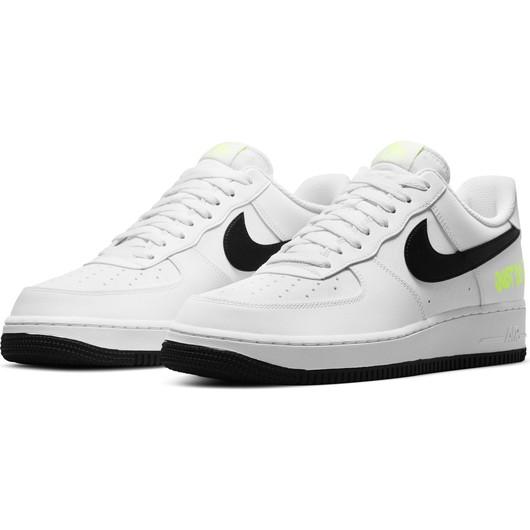 Nike Air Force 1 Low Just Do It Erkek Spor Ayakkabı