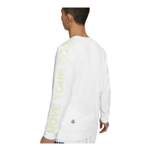 Nike Sportswear World Tour 2 Long-Sleeve Erkek Tişört