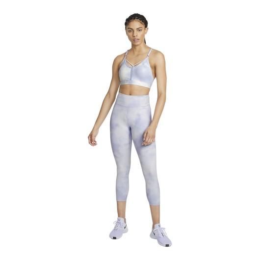 Nike One Icon Clash Mid-Rise Crop Leggings Kadın Tayt