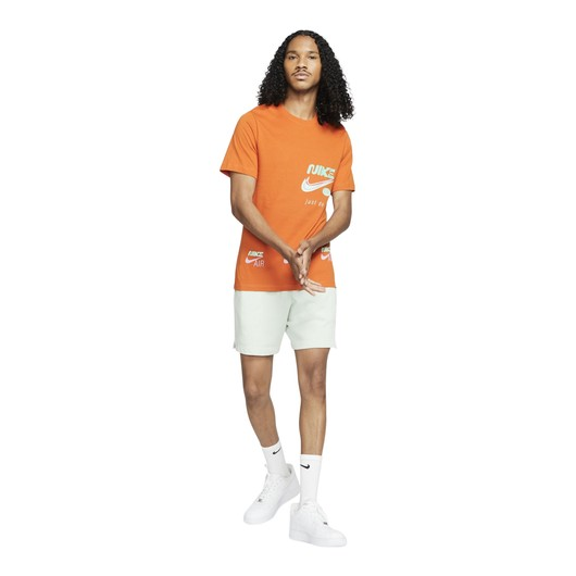 Nike Sportswear Multibrand Swoosh Short-Sleeve Erkek Tişört