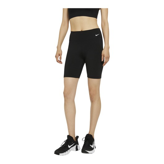Nike One Mid-Rise 18cm (approx.) Bike Kadın Şort