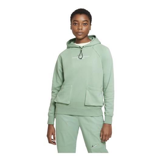 Nike Sportswear Swoosh French Terry Hoodie Kadın Sweatshirt