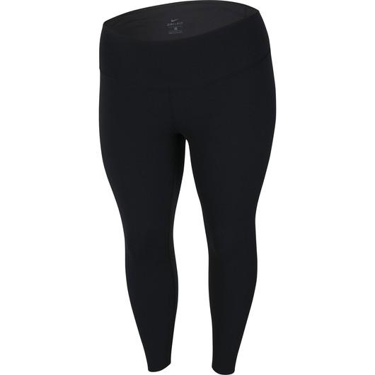 Nike Yoga Luxe High-Waisted 7/8 Infinalon Leggings (Plus Size) Kadın Tayt
