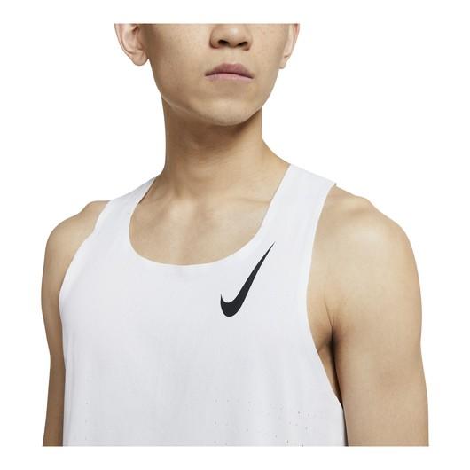 Nike AeroSwift Running Singlet Erkek Atlet