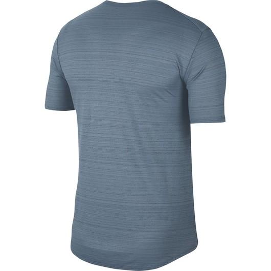 Nike Dri-Fit Miler Running Top Erkek Tişört