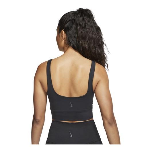 Nike Yoga Luxe Infinalon Crop Top Kadın Atlet