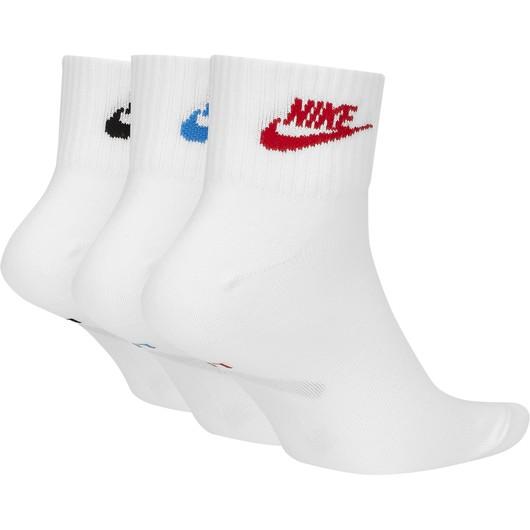 Nike Everyday Essential Ankle (3 Pairs) Unisex Çorap