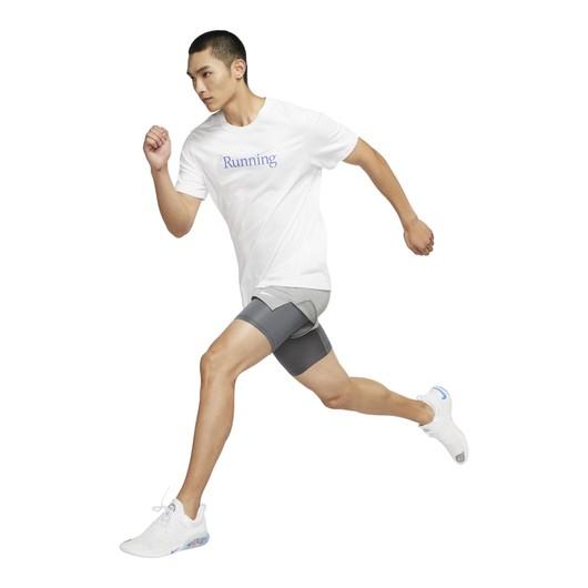 Nike Dri-Fit Running Short-Sleeve Erkek Tişört