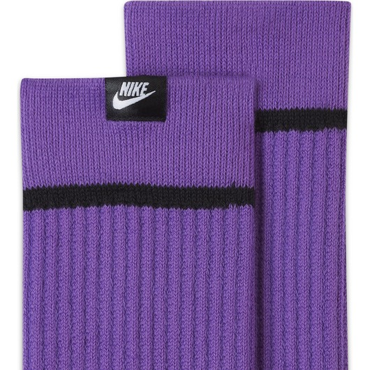 Nike SNKR Sox Crew (2 Pair) Unisex Çorap