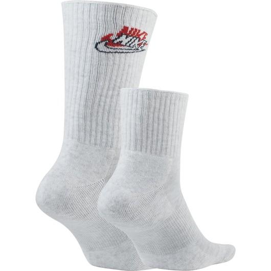 Nike Heritage (2 Pairs) Unisex Çorap
