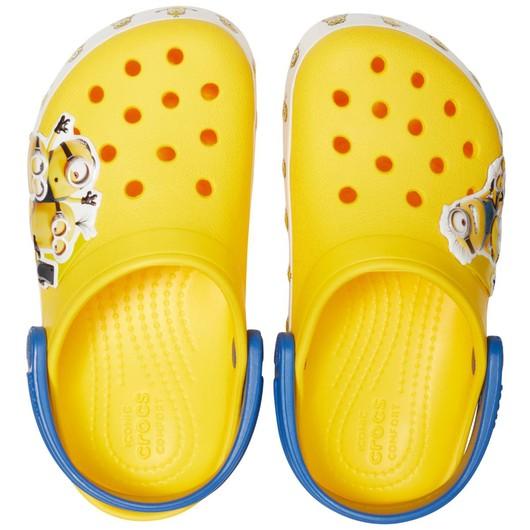 Crocs Fl Minions Multi Clog Bebek Terlik