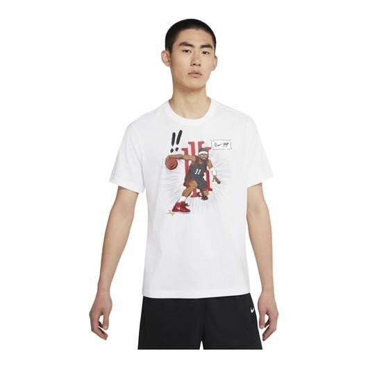 Nike Kyrie Logo Basketball Short-Sleeve Erkek Tişört