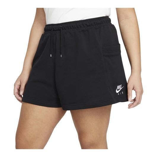 Nike Air Fleece (Plus Size) Kadın Şort